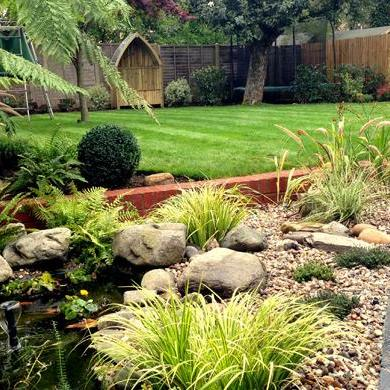 Garden Design Exeter Exmouth