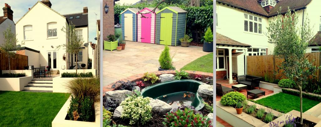 Small garden design exeter ⋅ courtyards gardens exeter