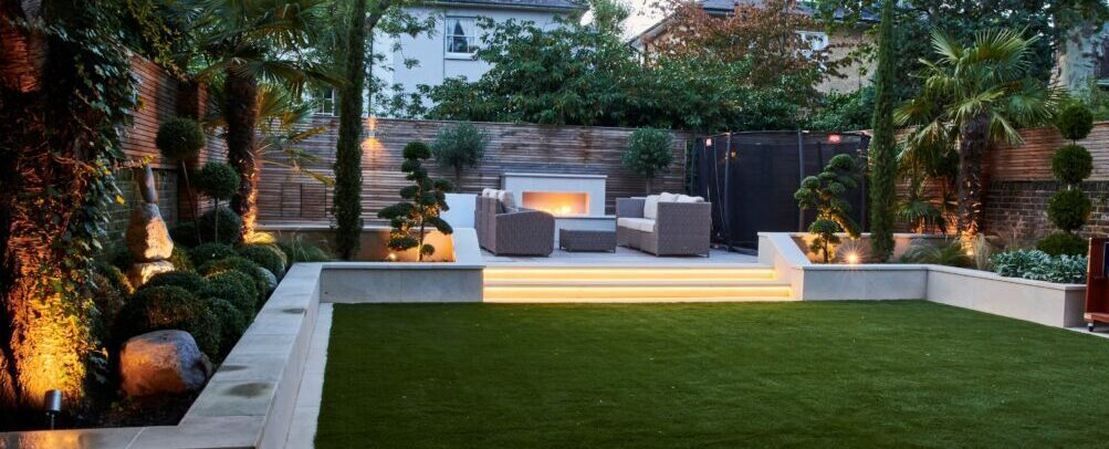 GARDEN DESIGN EXMOUTH