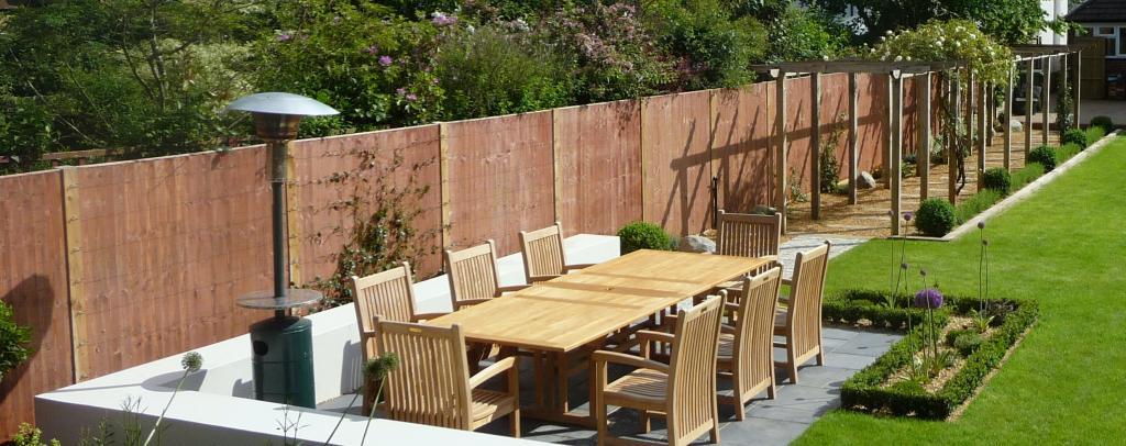 Garden Design Landscaping Exeter