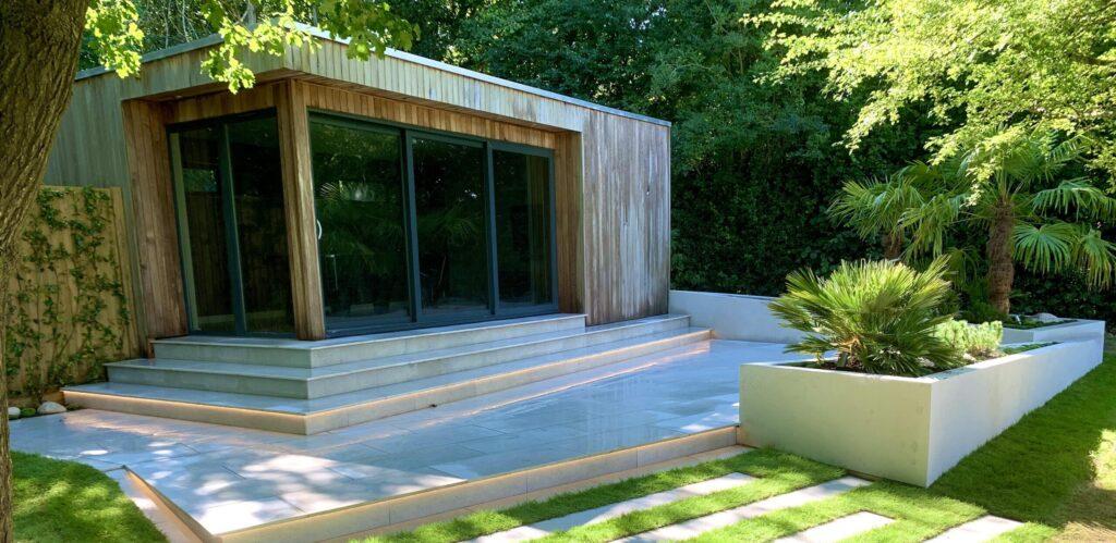 landscaping topsham